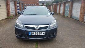 VauxhallVectra 1.8 SRIPetrol,1 year MOT,Blue 5Door Hatchback,Manual 5speed,2 keys,SATnav,101000miles