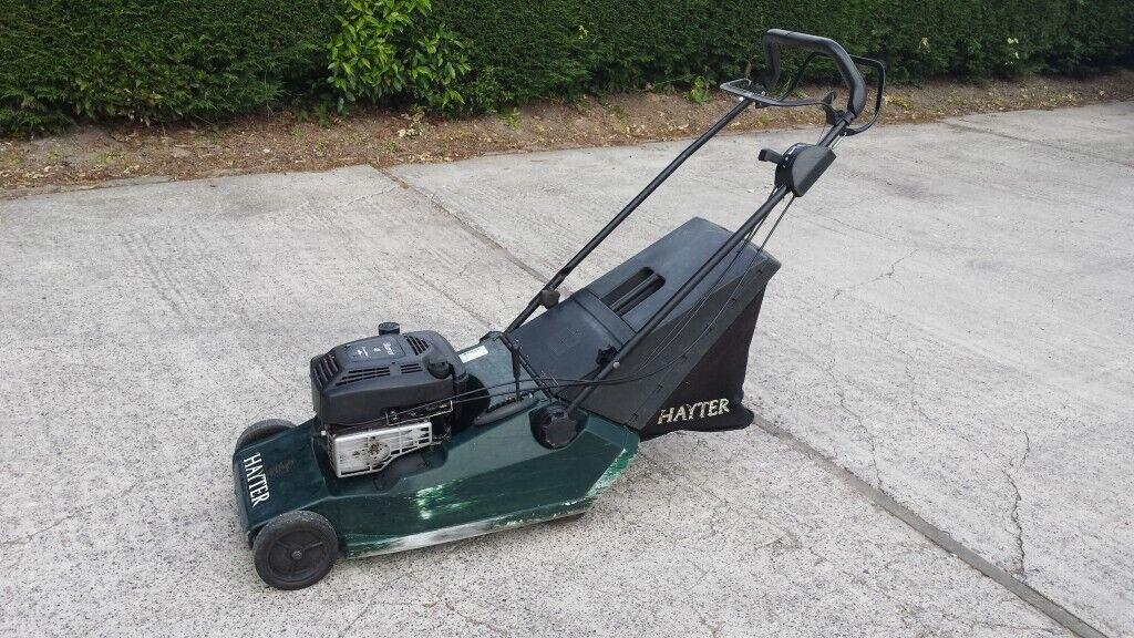 Hayter 48 self propelled mower | in Uckfield, East Sussex | Gumtree