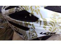 Laser brand new unisize bike helmet