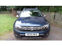 DACIA DUSTER LAUREATE PRIME 1.5dCi TD 5Dr 4x4 (4 WHEEL DRIVE) AWD - 4WD