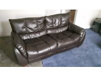 FREE SOFA MUST GO THURSDAY AT LATEST.