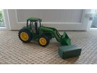 ELC John Deere Tractor with lights and sounds