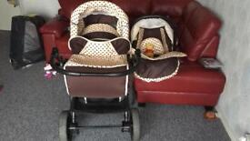 New Travel system for swap or sale