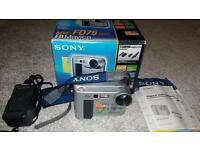 Sony FD Mavica Camera