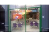 Newly Refurbished Fast Food Restaurant and Takeaway for Sale in Manchester