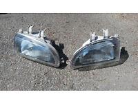 Honda Civic EG Rear lights, Headlights and Tailgate B16 B18 D16 K20 VTEC Engine Sir Vti Esi Lsi