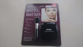 Klever Koncepts Mineral Makeover With Stubby Brush NEW