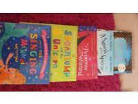 Julia Donaldson books for sale (x5)