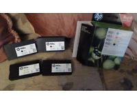 Original HP Ink Cartridges 950XL range