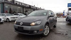2011 Volkswagen Golf 2.0 TDI Comfortline Sunroof| Alloy Wheels|