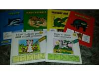 Set of children's 'How to draw ' books