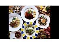FULL TIME Waiter or Waitress required for French Restaurant & Jazz Club in Kennington