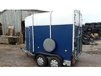 Ifor Williams hb505 horsebox