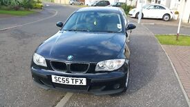 BMW 1 series 118d auto diesel 2006 good MPG excellent condition!