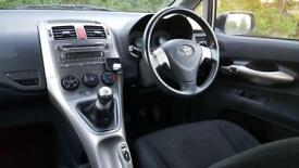 2007 Toyora Auris 1.6 VVT-i TR 5dr