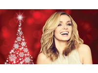 2 x K stalls tickets-Christmas With Katherine Jenkins- Mayflower Theatre, Southampton 21/12/17