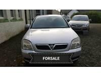 Vauxhall vectra dti