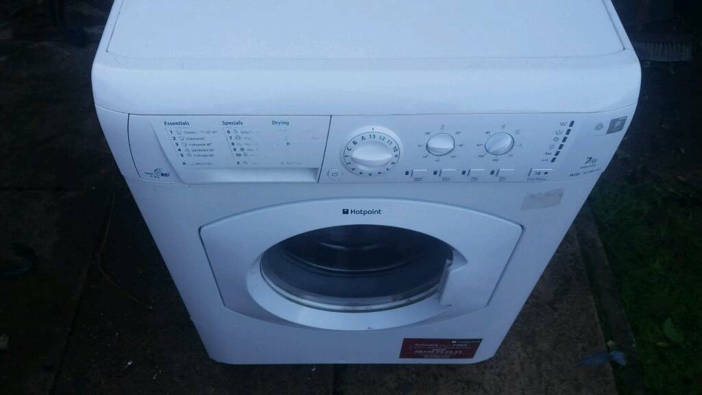 HOTPOINT washer dryer for sale. delivery today.
