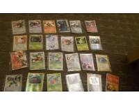 Pokemons cards collection