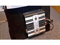 Kenwood KAC 720 car amplifier