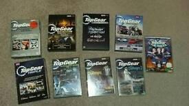 Top Gear Dvds Box sets (16 Dvds)