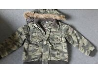 boys Zara jacket for sale