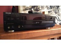 Philips CDR 785. This is a good CD writer & player