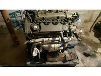 Fiat stilo multivagon 1.9jtd engine