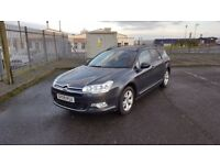 Citroen C5 Estate VTR+ 2.0 HDI 6 speed Auto