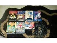 Retro Sega mega drive