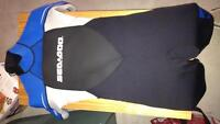 Youth wet suit