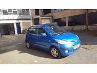 For Sale Hyundai Comfort i10 1.3 Petrol year 2010 Great Condition Long MOT...........!!!!!!!