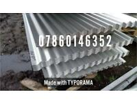 🌝ROOFING SHEETS CORRUGATED GALVANISED ALUMINUM COATED 8ft 10ft 12ft FREE DELIVERY!
