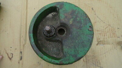 John Deere Sickle Mower Flywheel Sheave E 39387
