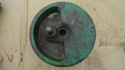 John Deere Sickle Mower Flywheel Sheave E 39387
