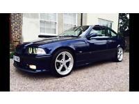 BMW E36 M320is EVO