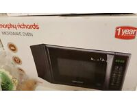 Morphy Richards Digital Microwave combi Grill in Excellent condition - 15 months usage