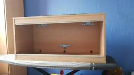 Vivarium for bearded dragons, geckos, etc