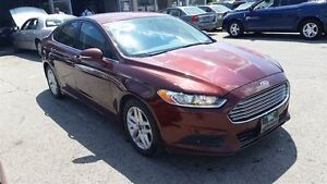 2015 Ford Fusion SE w/Ecoboost, Backup Camera, Heated Seats & Mo London Ontario image 2