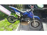 50cc mini moto crosser 2014