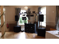 """Complete P.A System Mackie c300Z (Pair), Cerwin Vega 18"""" Subs (Pair), Kam Amp, Behringer Amp, X Over"""