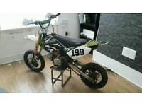 Pitbike stomp110cc