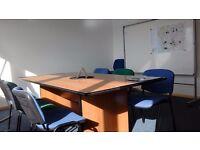 Training room available in Bridgend Ind Est £5 per hour