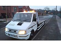 19FT 3.5TON IVECO DAILY 2.8 TURBO RECOVERY TRUCK.LONG MOT