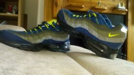 Second hand Nike air max 95 size 8