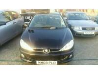 PEUGEOT 1.4 HATCHBACK 5 DOOR 2008 REGISTERED