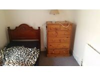 Single Room to Rent in Centre of Portsmouth, £75 per week