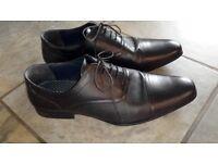 Size 8 Mens Black Shoes - Next