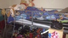 Mid sleeper bed