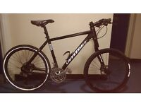 CANNONDALE SI HYBRID BIKE. (not carrera giant gt trek specialized norco marin btwin charge apollo)